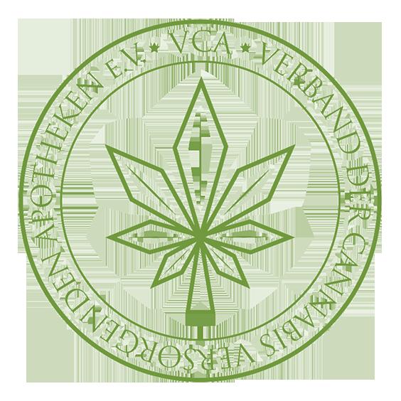 Logo des Verbandes der Cannabis-Versorgenden Apotheken